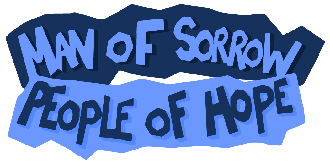 Man of Sorrow Logo
